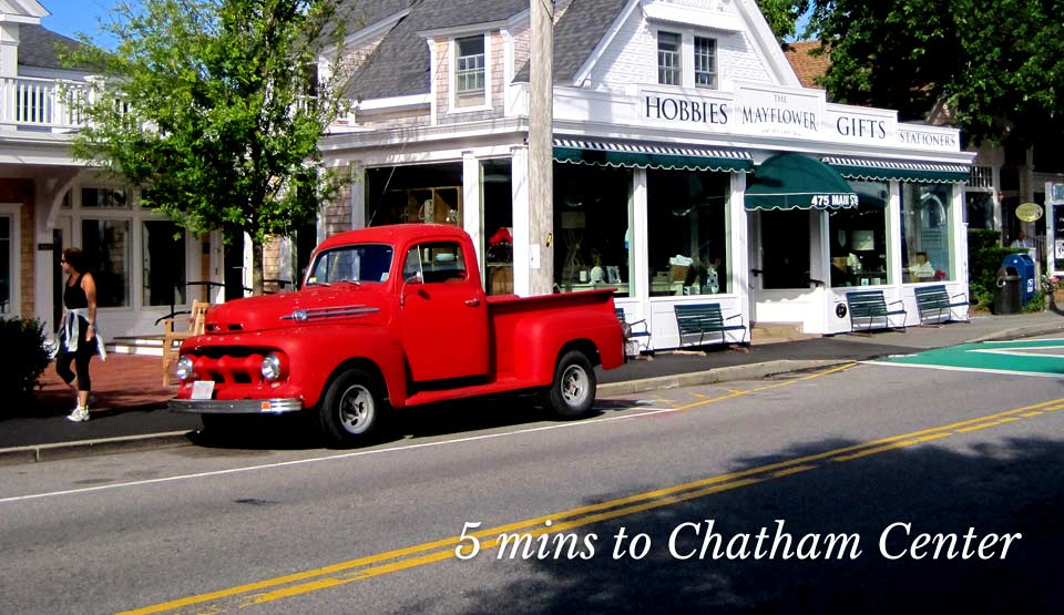 5 minutes to Chatham Center