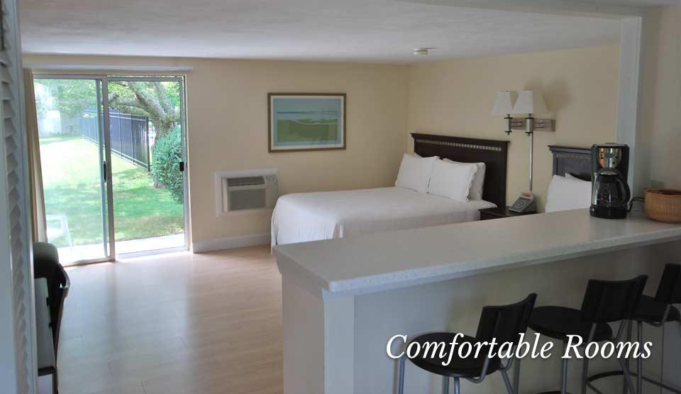 Comfortable Rooms and Efficiencies